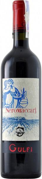 "Вино Gulfi, ""NeroMaccarj"" Nero d'Avola, Sicilia IGT, 2005"