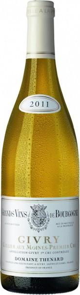 "Вино Domaine Baron Thenard, Givry Premier Cru ""Cellier aux Moines"" Blanc, 2011"