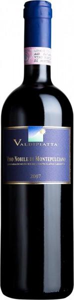 Вино Valdipiatta, Vino Nobile di Montepulciano DOCG, 2007