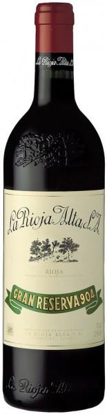 Вино Gran Reserva 904 Rioja DOC, 1997
