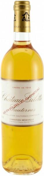 Вино Chateau Gilette, Sauternes AOC, 1990