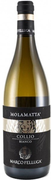 Вино Molamatta Collio Bianco DOC 2008