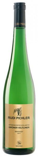 """Вино Gruner Veltliner Smaragd """"Kollmutz"""", 2011"""