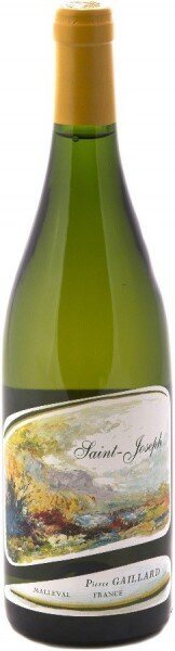 Вино Pierre Gaillard, Saint-Joseph blanc AOP, 2013