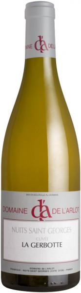 Вино Domaine de L'Arlot, Nuits-Saint-Georges Cuvee La Gerbotte, 2009, 0.375 л