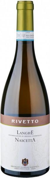 Вино Rivetto, Nascetta, Langhe DOC, 2012
