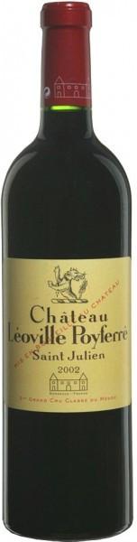 Вино Chateau Leoville Poyferre, 2002