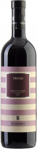 Вино Fontanafredda, Treiso Dolcetto d'Alba DOC, 2012