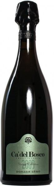 "Игристое вино ""Dosage Zero"" Franciacorta DOC, 2009"