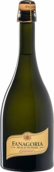 Игристое вино Fanagoria, Muscat Ottonel Semisweet