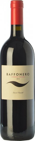 "Вино Rocca di Frassinello, ""Baffonero"", Maremma Toscana IGT, 2012"