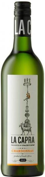"Вино Fairview, ""La Capra"" Chardonnay, 2012"
