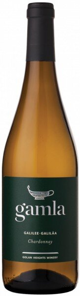 "Вино Golan Heights, ""Gamla"" Chardonnay, 2012"