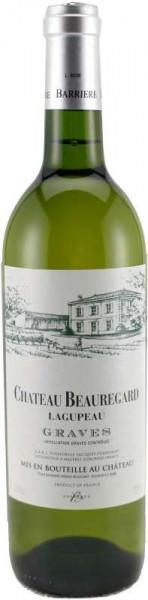 Вино Chateau Beauregard Lagupeau, Graves AOC, 2010