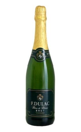 Игристое вино Francois Dulac Brut Blanc de Blancs 0.75л