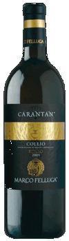 Вино Carantan Collio Rosso DOC 2003