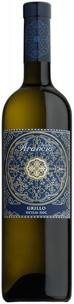 Вино Feudo Arancio, Grillo, Sicilia DOC, 2014