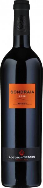 "Вино ""Sondraia"", Toscana IGT, 2008"