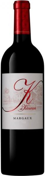 Вино K de Kirwan, Margaux AOC, 2013