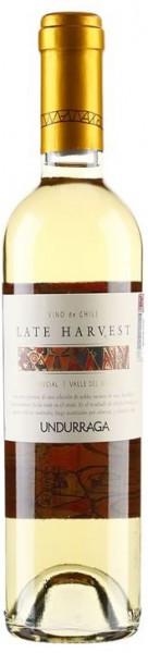 Вино Undurraga, Late Harvest Reserva Especial, 2013, 0.375 л