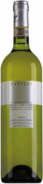 "Вино Panizzi, ""Vigna Santa Margherita"" Vernaccia di San Gimignano DOCG, 2013"
