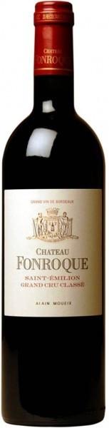 Вино Chateau Fonroque Saint Emilion Gran Cru Classe AOC 2000