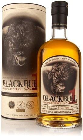 "Виски ""Black Bull"" Special Reserve No.1, 0.7 л"