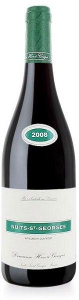 Вино Domaine Henry Gouges, Nuits-Saint-Georges AOC 2008
