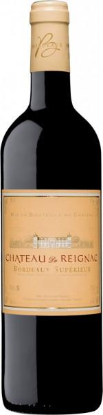 Вино Chateau de Reignac, Bordeaux Superieur AOC, 2009