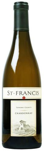 Вино St.Francis. Chardonnay 2008