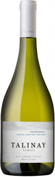 "Вино Tabali, ""Talinay"" Chardonnay, Limari Valley DO, 2013"