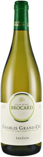 "Вино Chablis Grand Cru AOC ""Le Clos"", 2013"