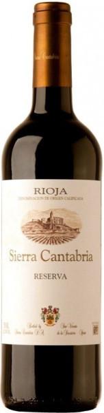 Вино Sierra Cantabria, Reserva, Rioja DOCa, 2005