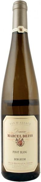 Вино Domaine Marcel Deiss Pinot Blanc Bergheim, 2009