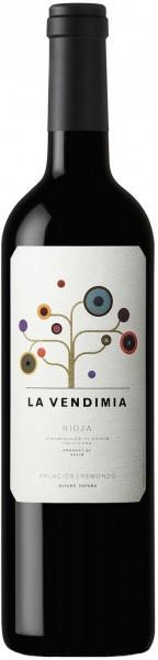 """Вино """"La Vendimia"""", Rioja DOC, 2014"""