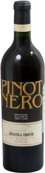 Вино Serafini & Vidotto Pinot Nero 2002