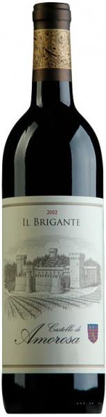 Вино Castello Di Amorosa IL Brigante 2002