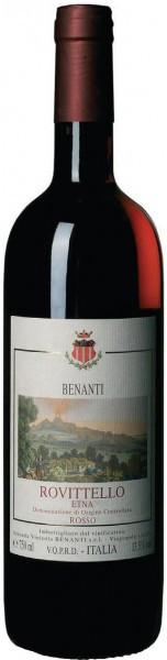 """Вино Benanti, """"Rovittello"""", Etna DOC Rosso, 2011"""
