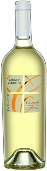 """Вино """"Casale Vecchio"""" Pecorino, Terre di Chieti IGT, 2012"""