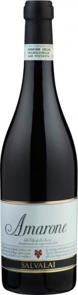 Вино Salvalai, Amarone della Valpolicella Classico DOC, 2012