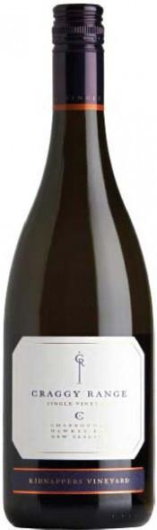 Вино Craggy Range, Chardonnay, Kidnappers Single Vineyard, 2008