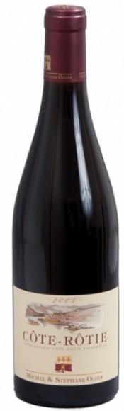Вино Domaine Michel and Stephane Ogier Cote-Rotie 2007, 1.5 л