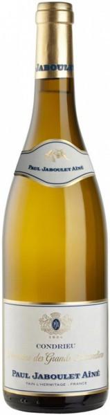 """Вино Paul Jaboulet Aine, Condrieu """"Domaine des Grands Amandiers"""" AOC, 2012"""