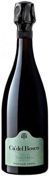 "Игристое вино ""Dosage Zero"" Franciacorta DOC, 2010"