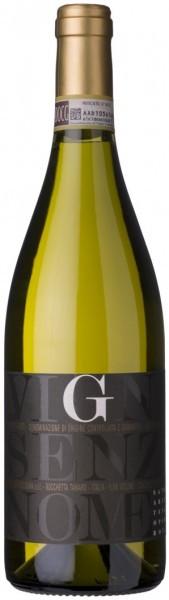 """Игристое вино """"Vigna Senza Nome"""" Moscato d'Asti DOCG, 2015"""