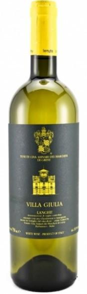 Вино Villa Giulia Langhe Bianco DOC, 2009