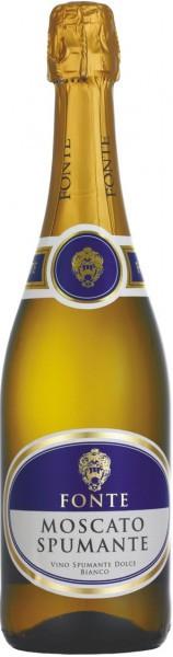 "Игристое вино Schenk Italia, ""Fonte"" Moscato Spumante"