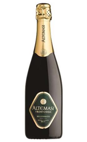 Игристое вино Cavit Altemasi Millesimato Brut 2013 0.75л