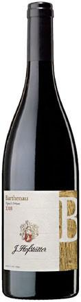 Вино «Barthenau», Vigna S. Urbano, Alto Adige DOC, 2004