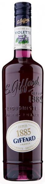 Ликер Giffard, Creme de Violette, 0.7 л